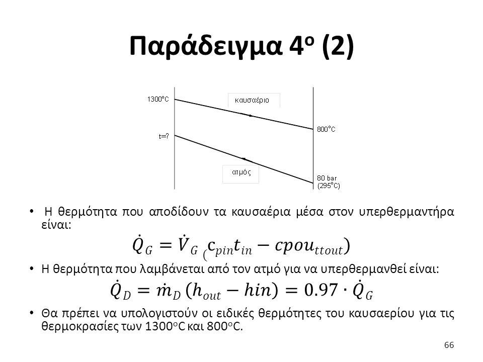 Παράδειγμα 4 ο (2) 66