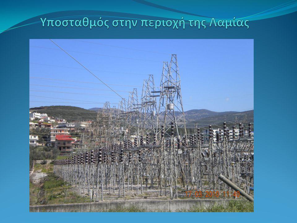 Tο δίκτυο διανομής μέσης τάσης (20kV) που μεταφέρει την ηλεκτρική ενέργεια από τους υποσταθμούς μεταφοράς στους υποσταθμούς διανομής.