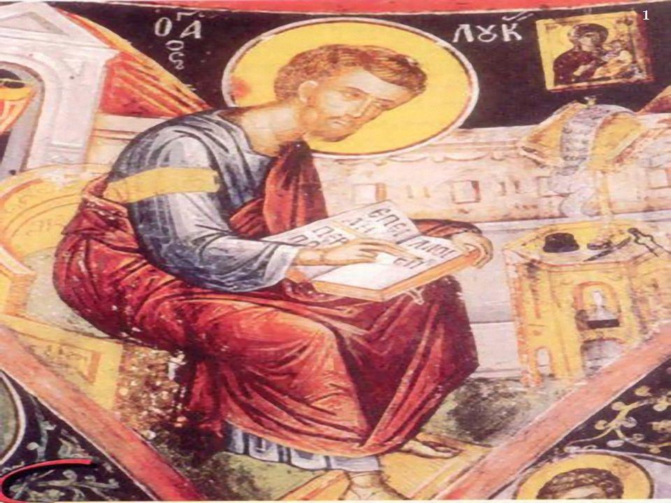 Αποκαλύπτει ο μοναδικός Έλληνας και μάλιστα κατά κόσμον μορφωμένος Ευαγγελιστής στους εντός της Εκκλησίας τη συνέπεια και την πιστότητα του Θεού στις επαγγελίες Του προς τον Ισραήλ παρά την καταστροφή της Ιερουσαλήμ από τους Ρωμαίους αλλά και το στίγμα και την αποστολή της (Εκκλησίας) σε ένα πολυπολιτισμικό περιβάλλον ΣΚΟΠΟΣ < ΠΕΡΙΕΧΟΜΕΝΑ ΔΙΤΟΜΟΥ ΕΡΓΟΥ 12 Σχετικοποιείται η οσονούπω πραγματοποίηση της Δευτέρας Παρουσίας, ενώ αντιμετωπίζεται με τον τονισμό της σωματικότητας του Αναστάντος και της ιστορικότητας των γεγονότων που σχετίζονται με το Χριστό γνωστικίζουσες αντιλήψεις.