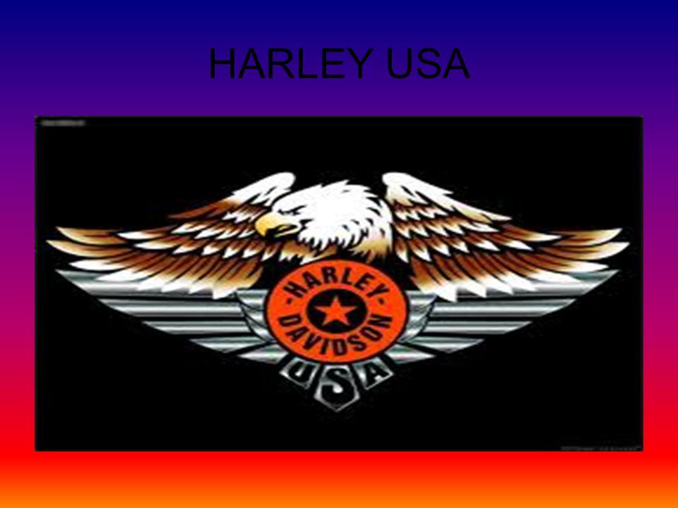 HARLEY USA