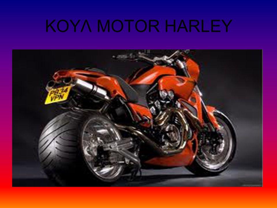 ΚΟΥΛ MOTOR HARLEY