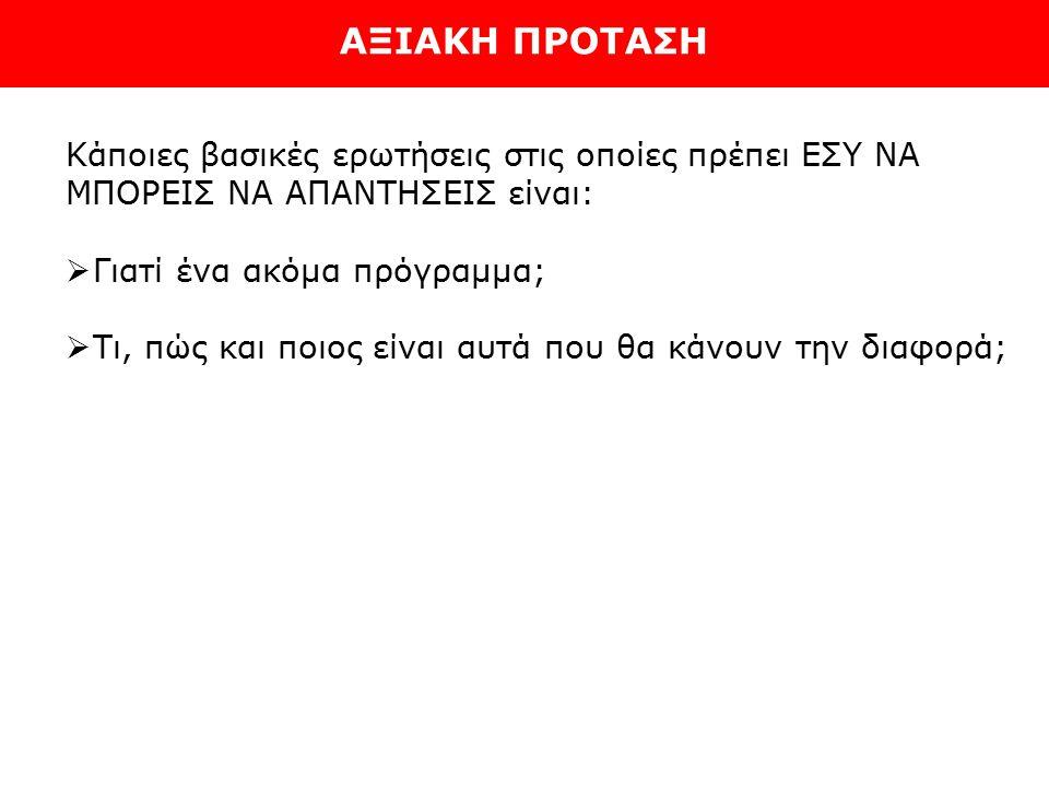 ΜΕΛΕΤΗ ΠΕΡΙΠΤΩΣΗΣ Ιδιωτικό Fundraising – Ελληνικό Ίδρυμα