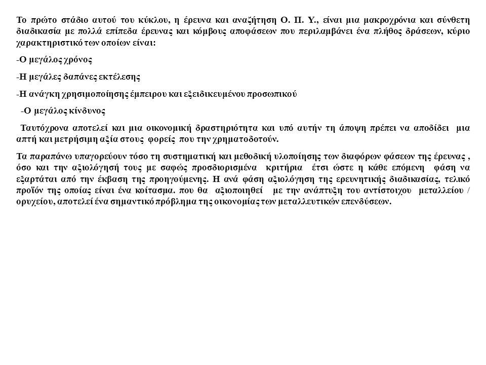 ΥΠΟΛΟΓΙΣΜΟΣ ΤΗΣ Κ.Π.Α ΜΕ ΒΑΣΗ ΔΙΑΦΟΡΕΤΙΚΑ ΕΠΙΤΟΚΙΑ ΠΡΟΕΞΟΦΛΗΣΗΣ Γραφικός υπολογισμός του Ε.Σ.Α (I.R.R) με βάση τα στοιχεία από τον παραπάνωΠίνακα