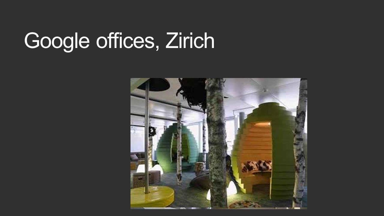 Google offices, Zirich