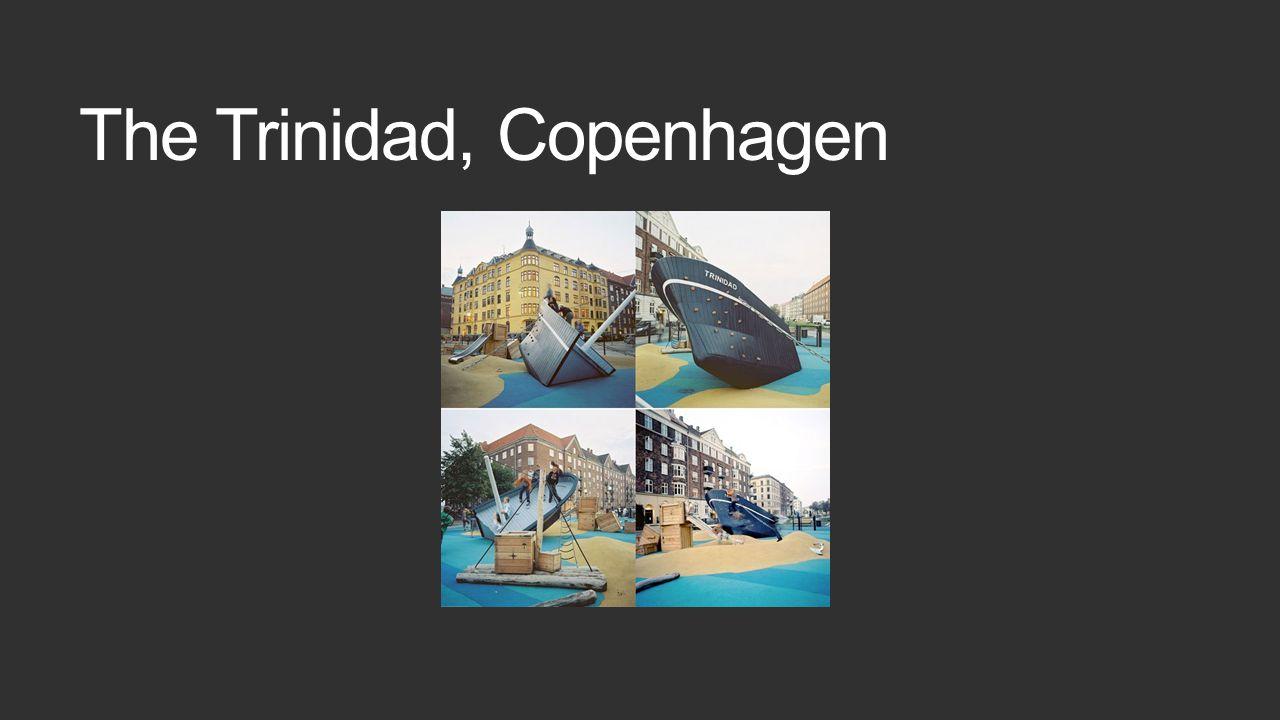 The Trinidad, Copenhagen