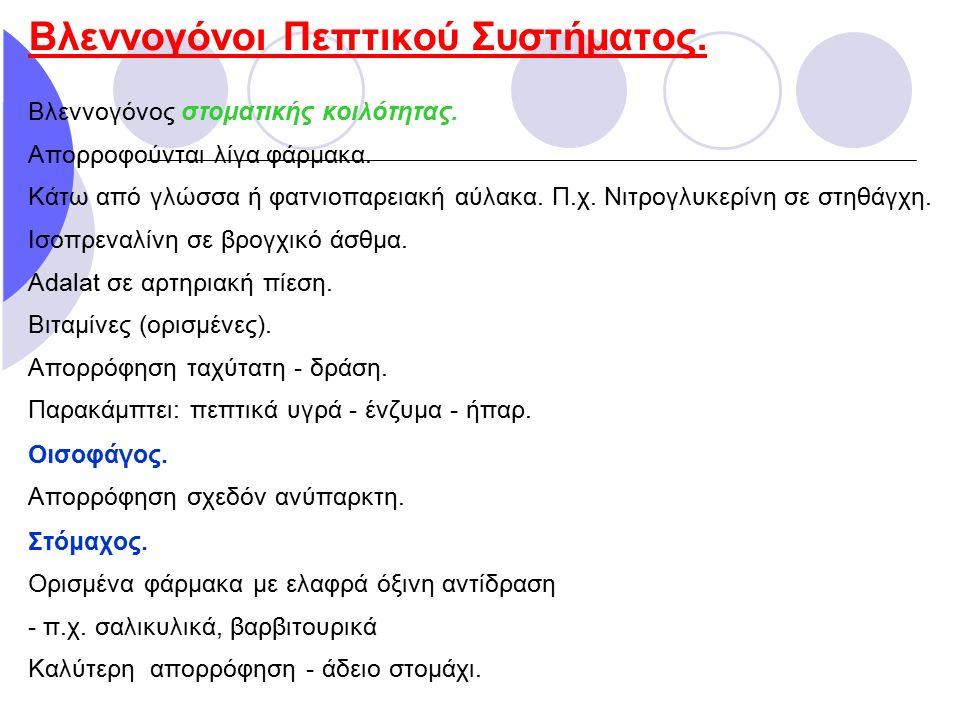 1 β.Θρομβολυτικά φάρμακα Τα αντιπηκτικά φ. αναστέλλουν την εξάπλωση του θρόμβου.