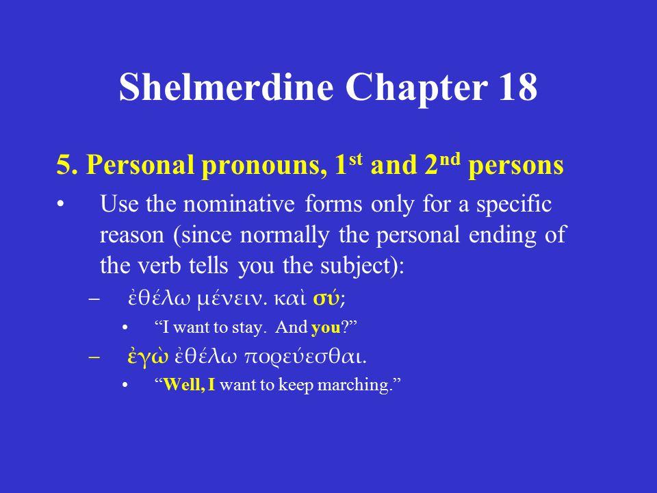Shelmerdine Chapter 18 5.