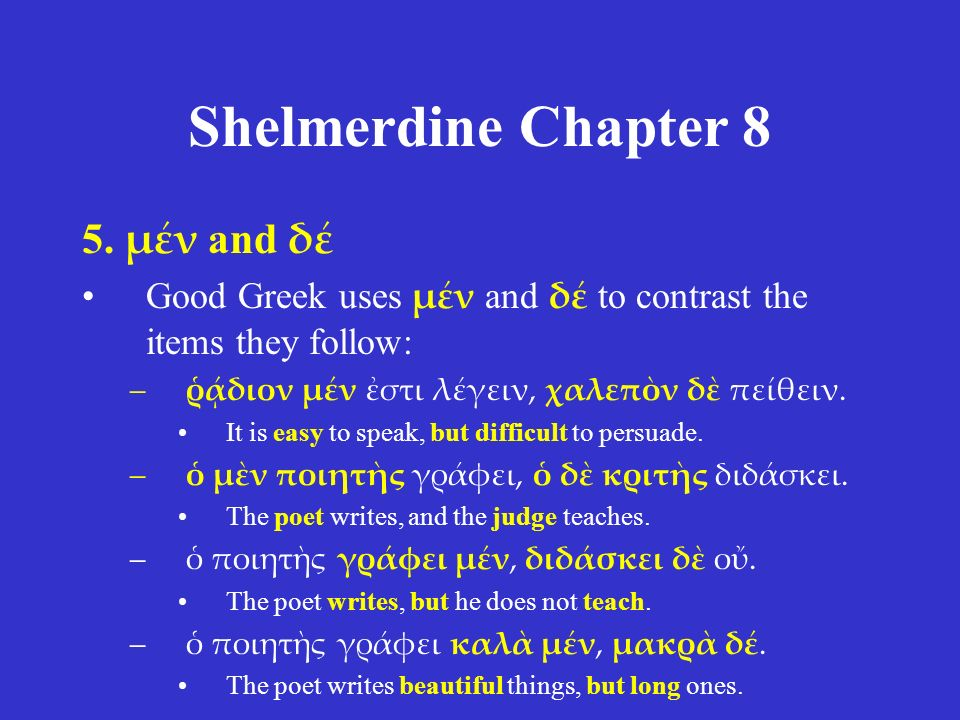 Shelmerdine Chapter 8 5.