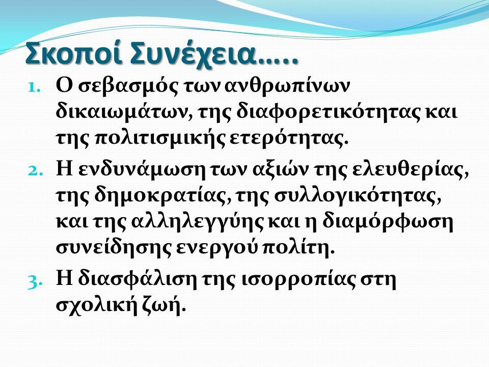 Παράδειγμα συνέχεια…… 3 ο Η μαθήτρια Λ της Β΄τάξης έχει Μ.Ο μαθημάτων 11 και στην Αρχαία Ελληνική Γλώσσα Μ.Ο.