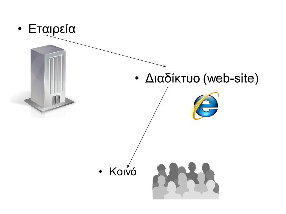 Εταιρεία Κοινό Διαδίκτυο (web-site)