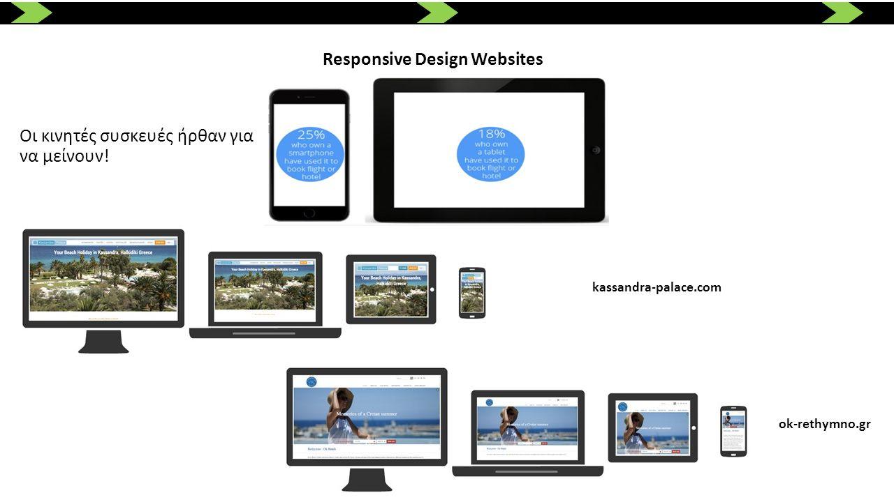 kassandra-palace.com ok-rethymno.gr Responsive Design Websites Οι κινητές συσκευές ήρθαν για να μείνουν!