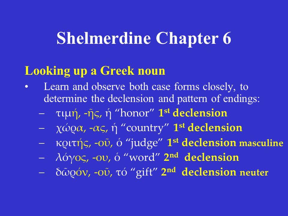 Shelmerdine Chapter 6 4.