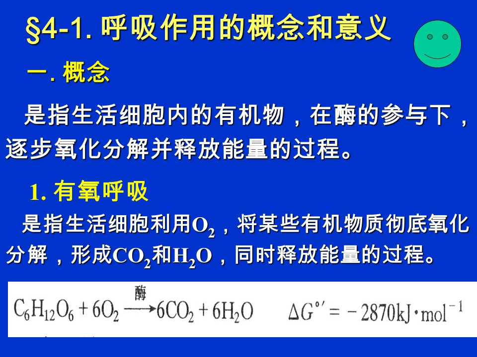 ( 3 ) CO 2 CO 2 浓度增高, 呼吸受抑, > 5 %时,明显抑制, > 5 %时,明显抑制, 土壤积累 CO 2 可达 4 %~ 10 %,