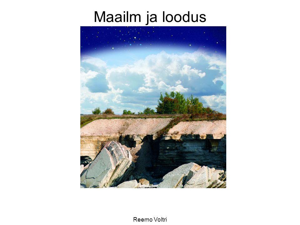 Reemo Voltri Füüsika eesmärgiks on välja selgitada looduseseadusi ja tõlkida need inimesele arusaadavasse keelde kasutades samas nn.