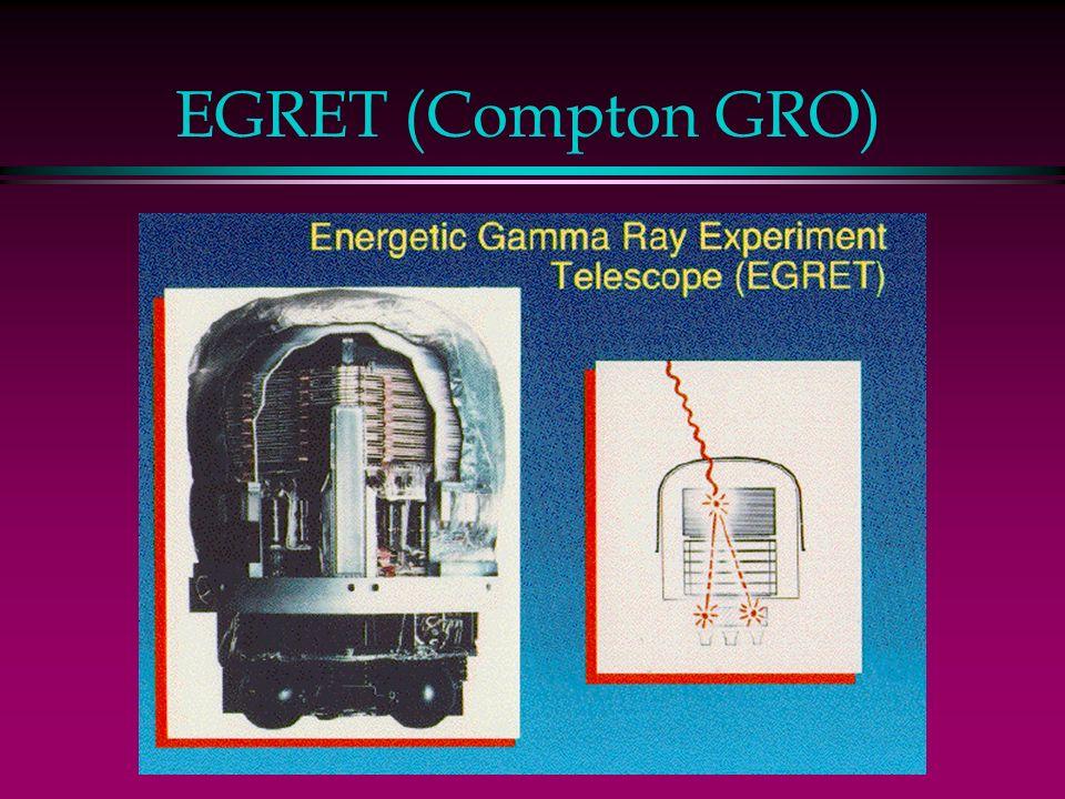 EGRET (Compton GRO)