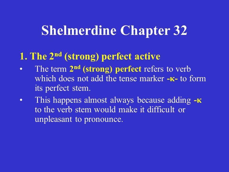 Shelmerdine Chapter 32 1.