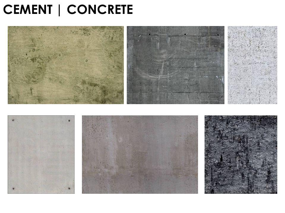 CEMENT | CONCRETE