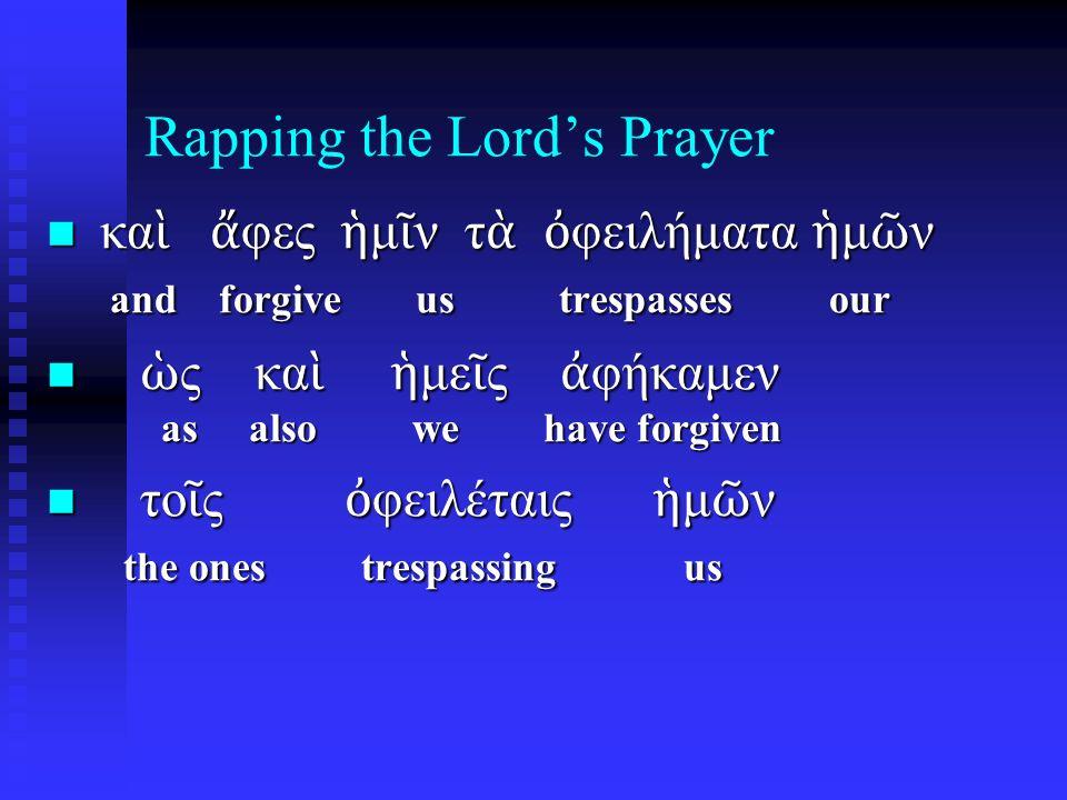 Greek Comparative Comparative as superlative Comparative as superlative Luk 9:48 ὁ μικρότερος π ᾶ σιν ὑ μ ῖ ν...