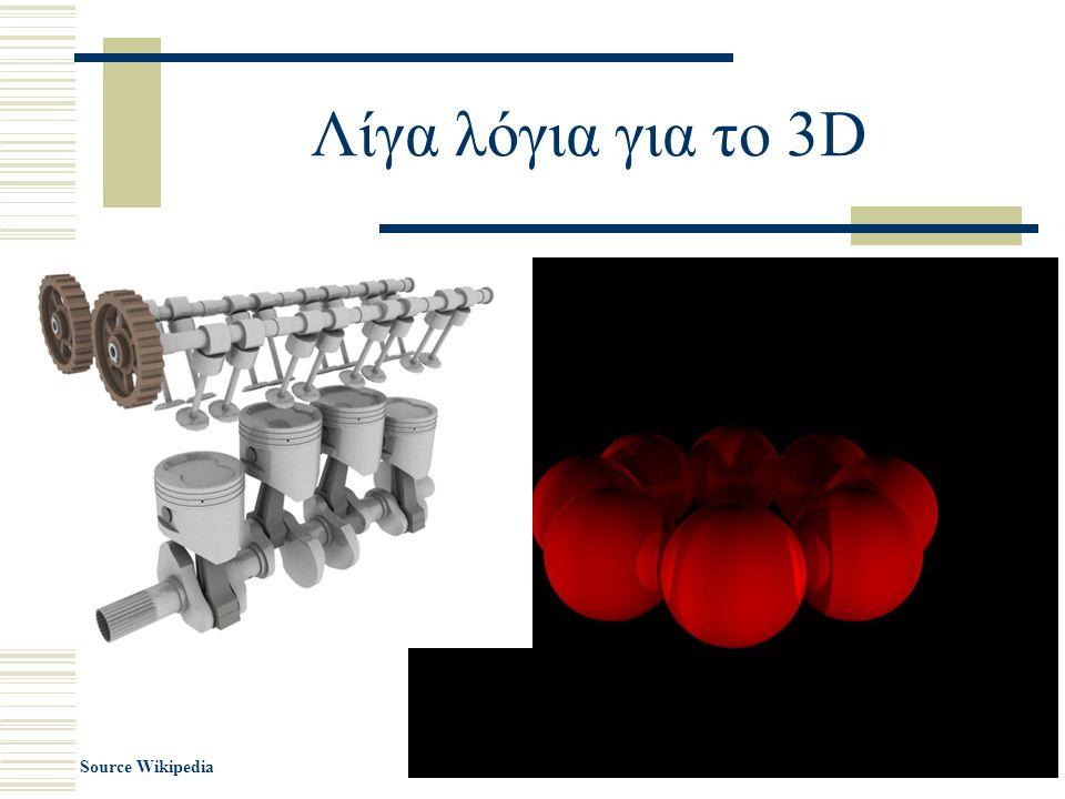 Λίγα λόγια για το 3D Source Wikipedia