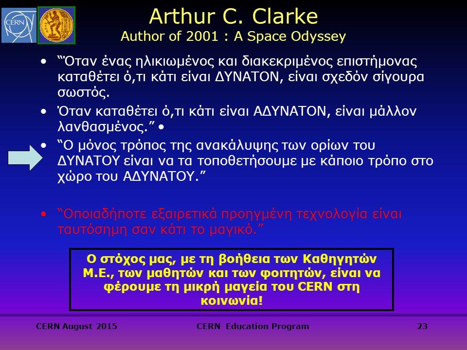 23 Arthur C.