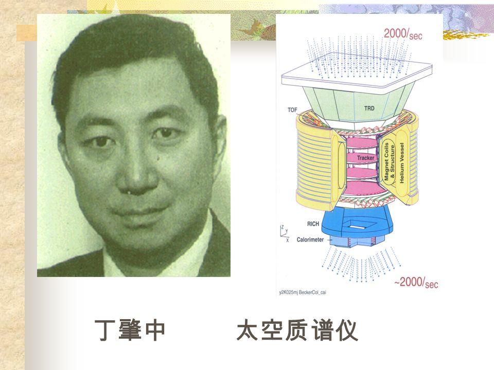 丁肇中 太空质谱仪