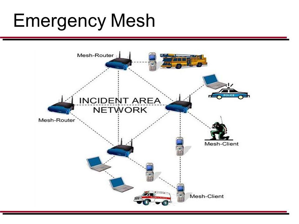 Emergency Mesh
