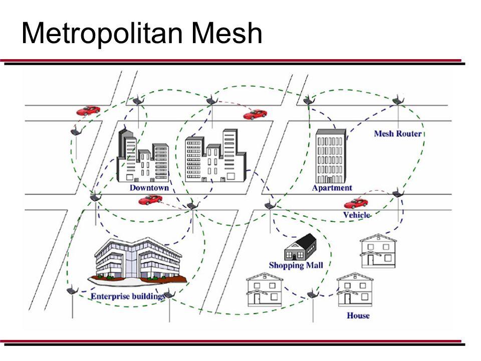 Metropolitan Mesh