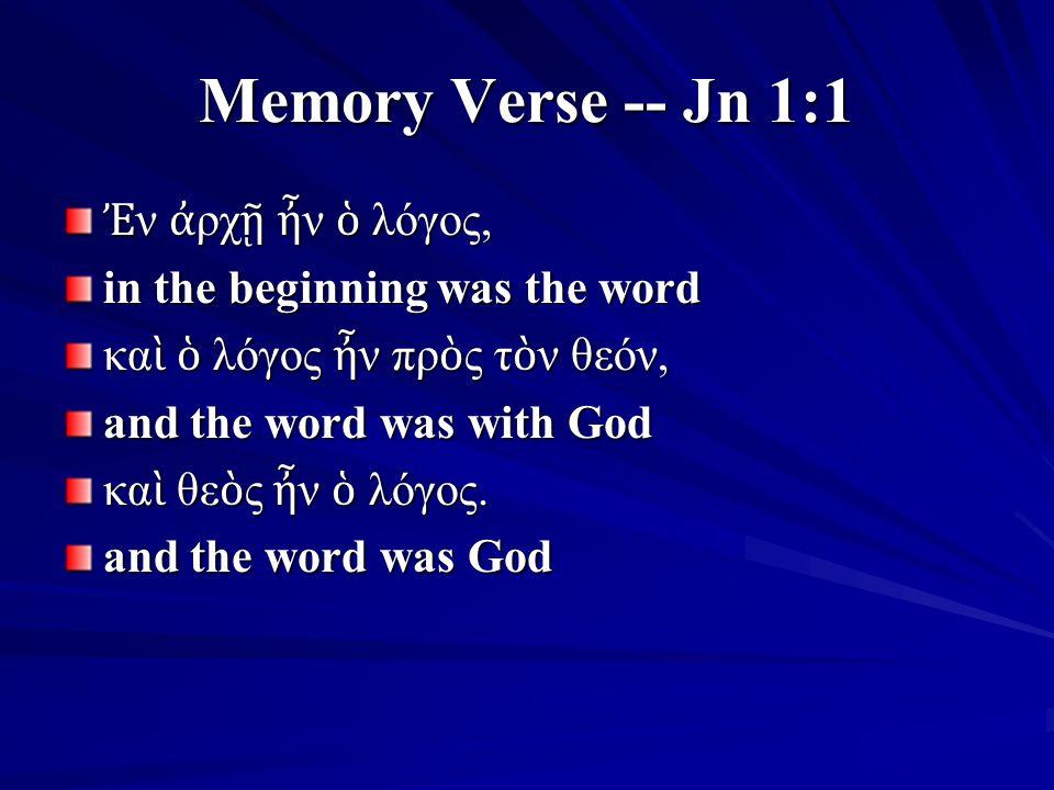 Ch. 4 -- Vocabulary I love γράφωδέservant ε ὑ ρίσκω