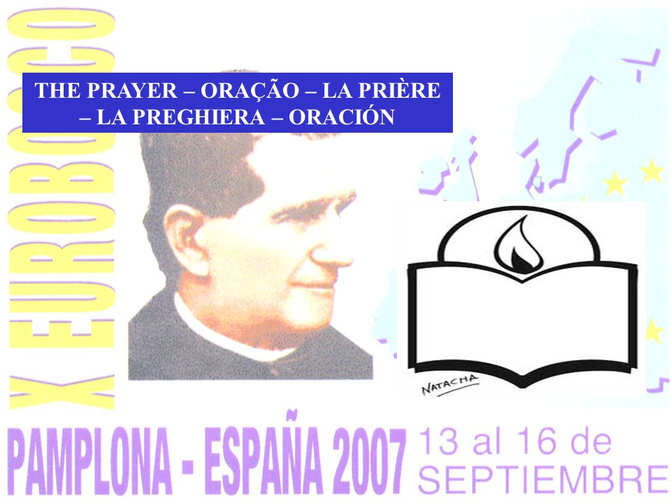 THE PRAYER – ORAÇÃO – LA PRIÈRE – LA PREGHIERA – ORACIÓN