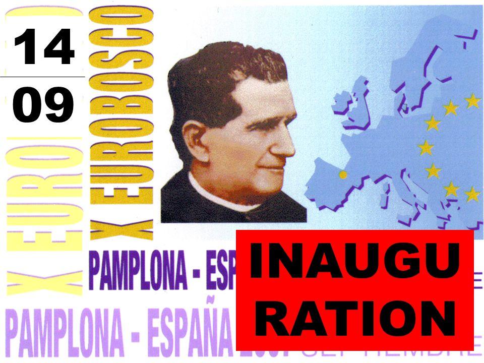 INAUGU RATION 14 09