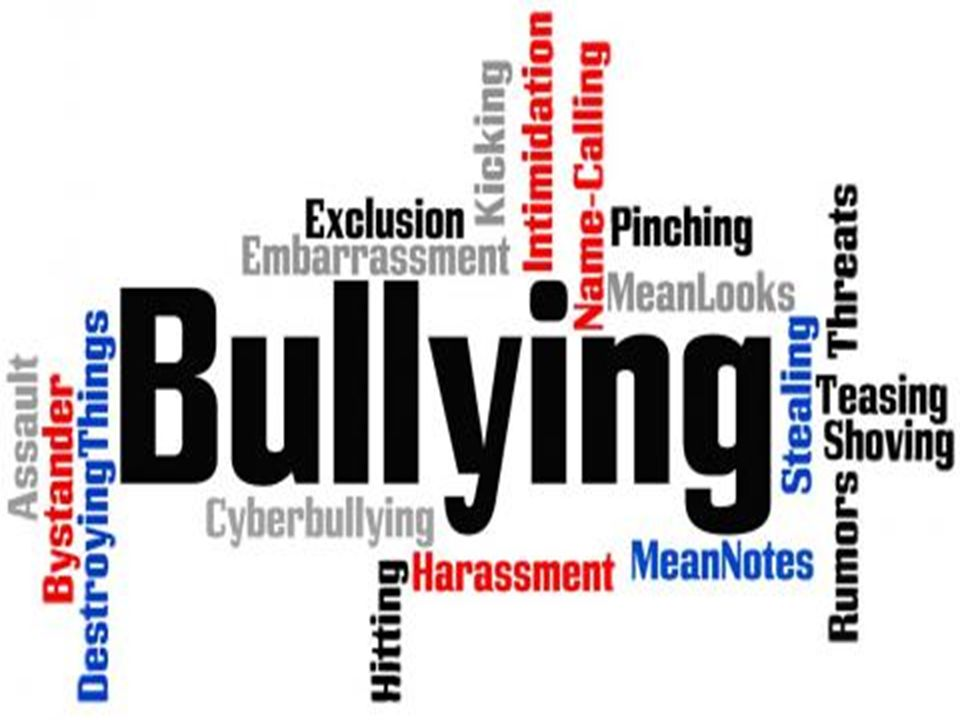 What can you do if you see someone else being bullied.