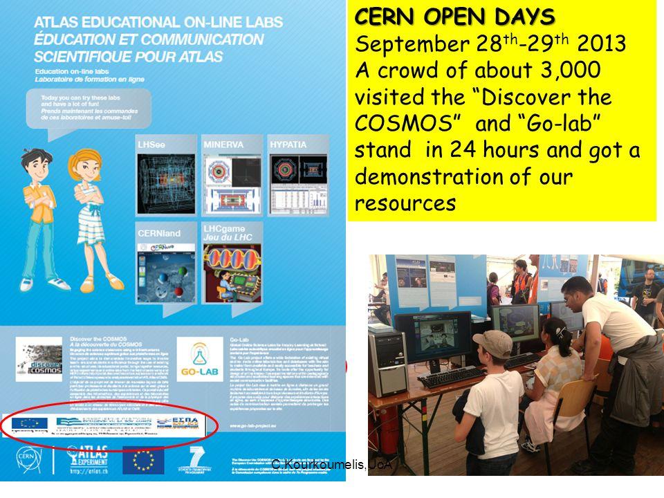 10/5/20144 http://www.go-lab-project.eu/ C.Kourkoumelis,UoA