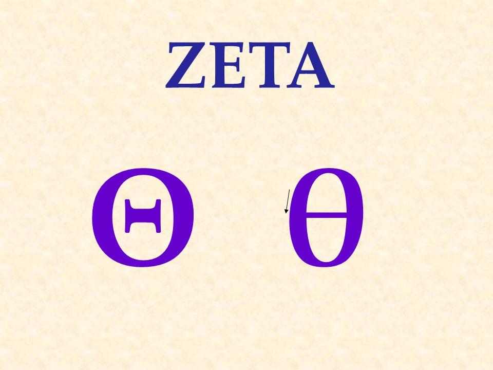 ΘθΘθ ZETA