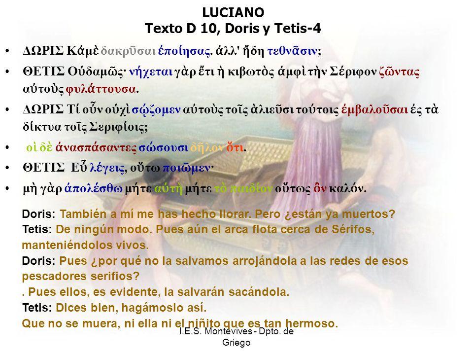 I.E.S. Montevives - Dpto.