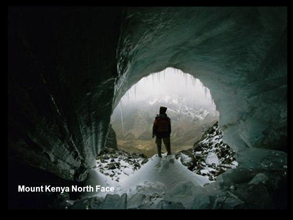 Mount Rainier Paradise Ice Caves