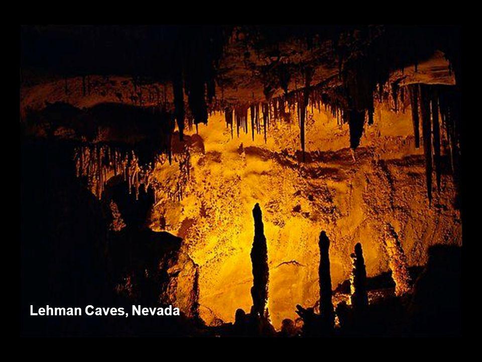Ellison's Cave, Georgia, USA