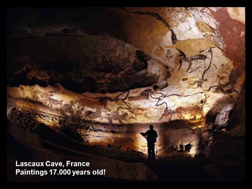 Handprint Cave, Belize Handprint made by ancient Mayans
