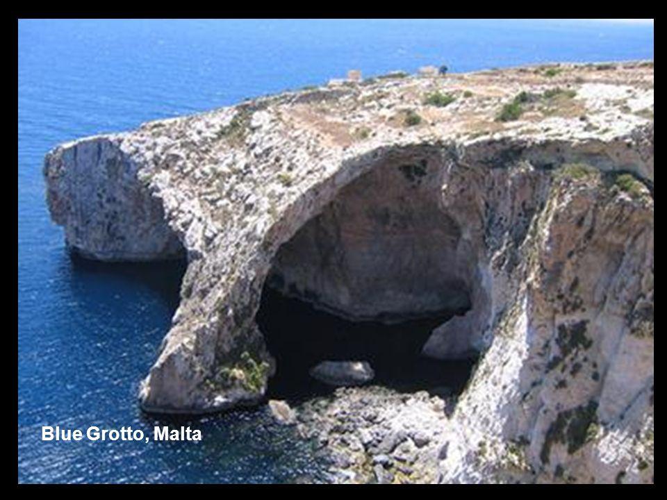 Blue Grotto, Capri