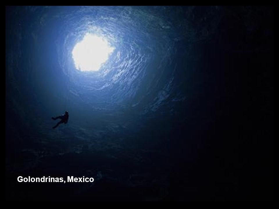 Golondrinas, Mexico