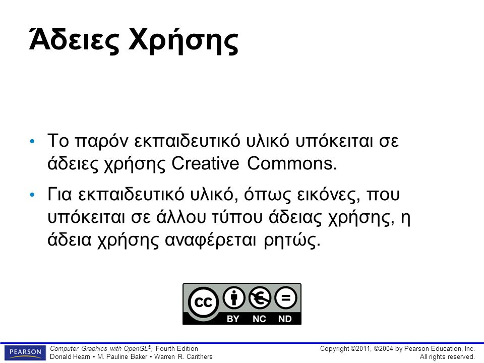 Copyright ©2011, ©2004 by Pearson Education, Inc.All rights reserved.
