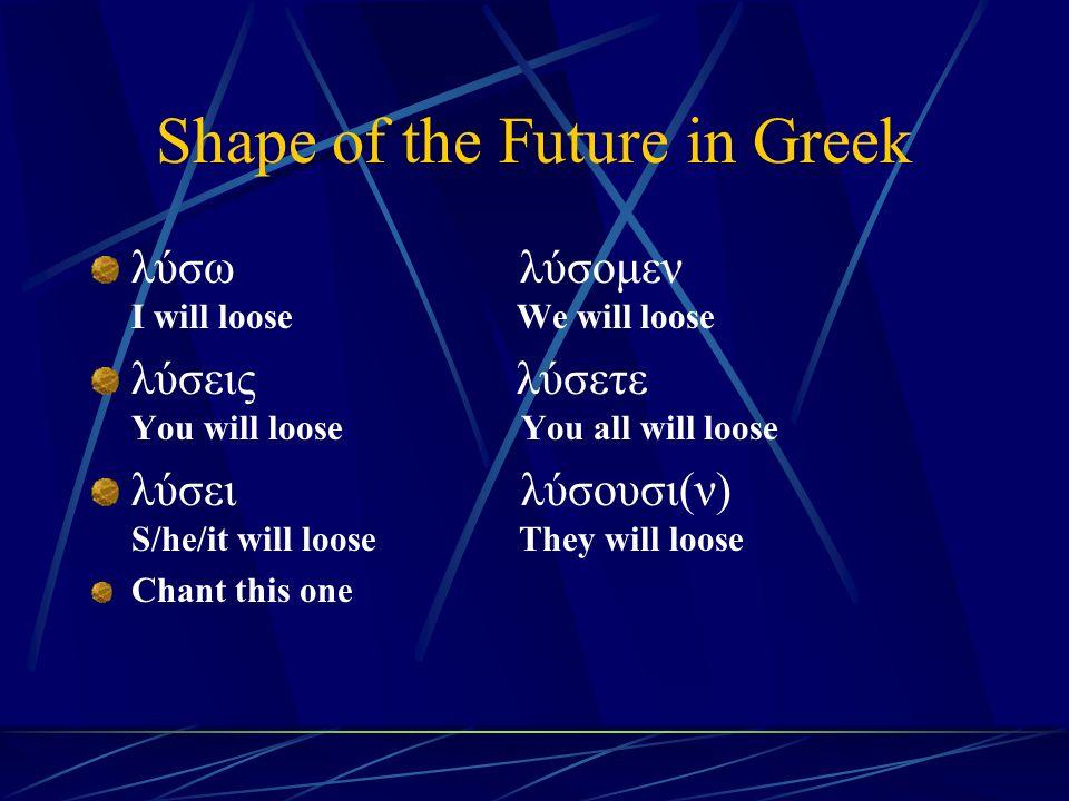 Chapter 15 Vocabulary ἐ ξουσία, -ας, ἡ authority