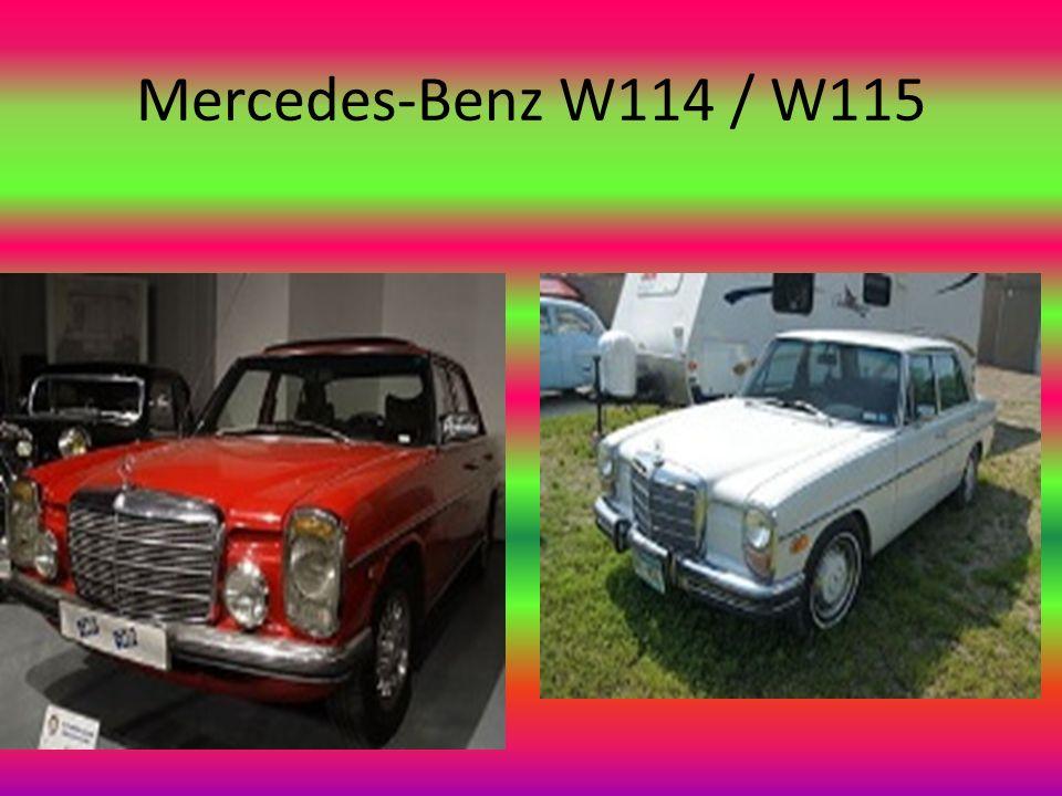 Mercedes-Benz W114 / W115