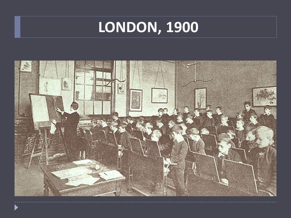 LONDON, 1900