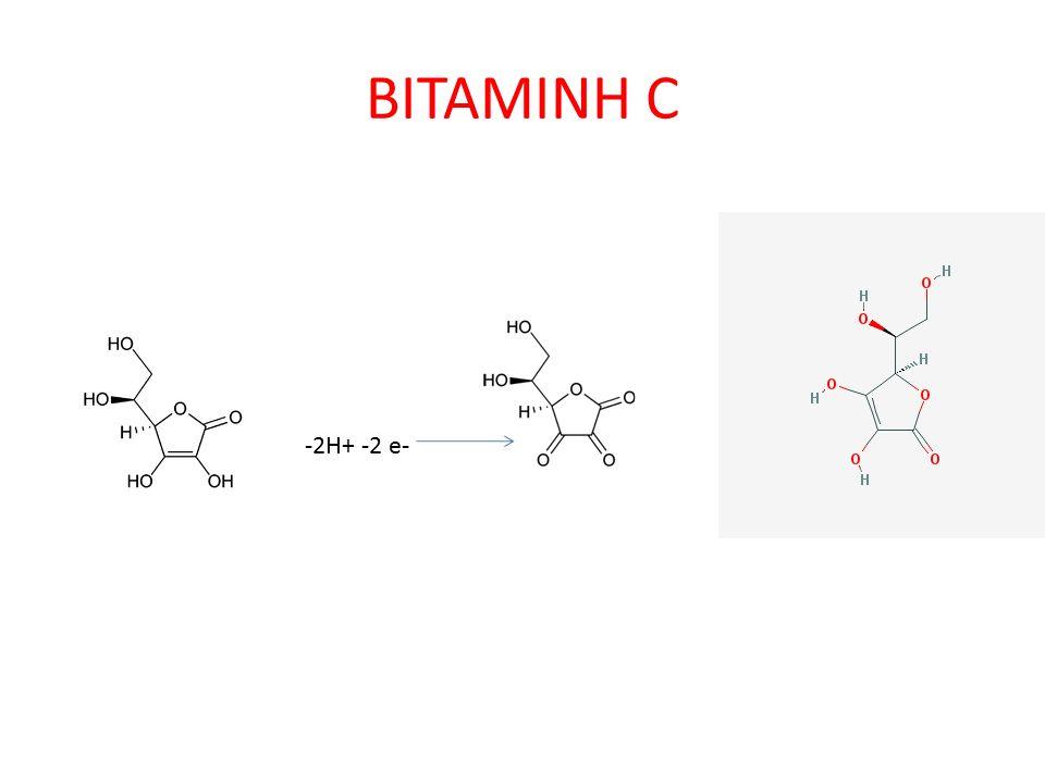 ΒΙΤΑΜΙΝΗ C -2H+ -2 e-