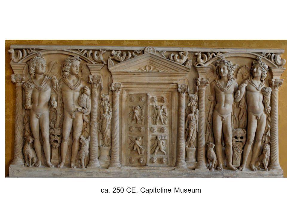 ca. 250 CE, Capitoline Museum