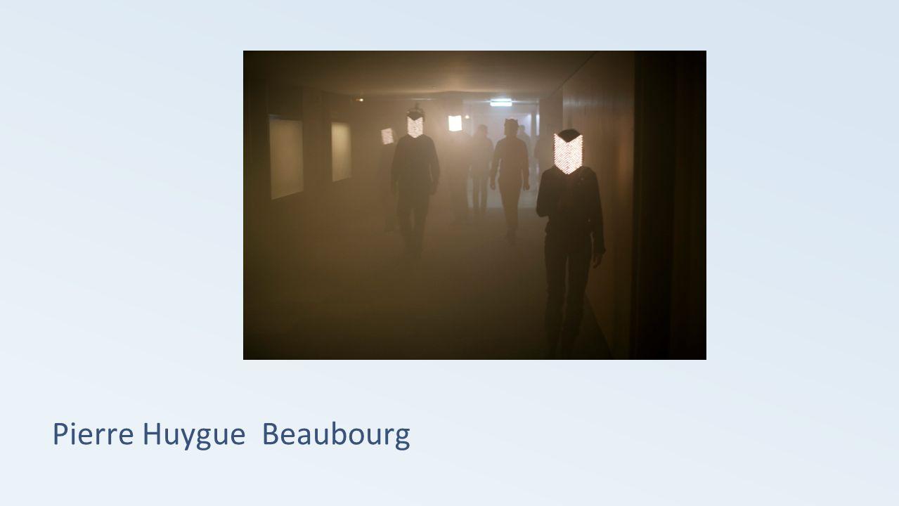 Pierre Huygue Beaubourg