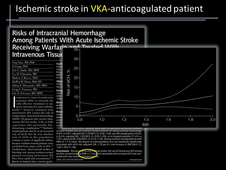 Cerebral microbleeds & ICH risk Charidimou et al. Stroke 2013