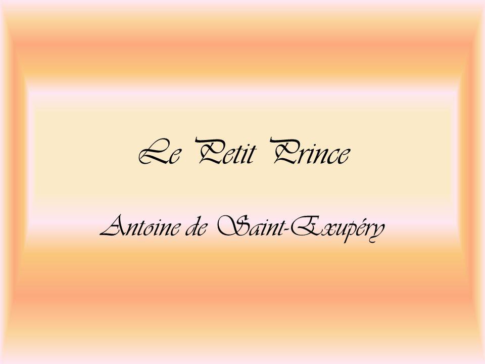 Le voyage du Petit Prince