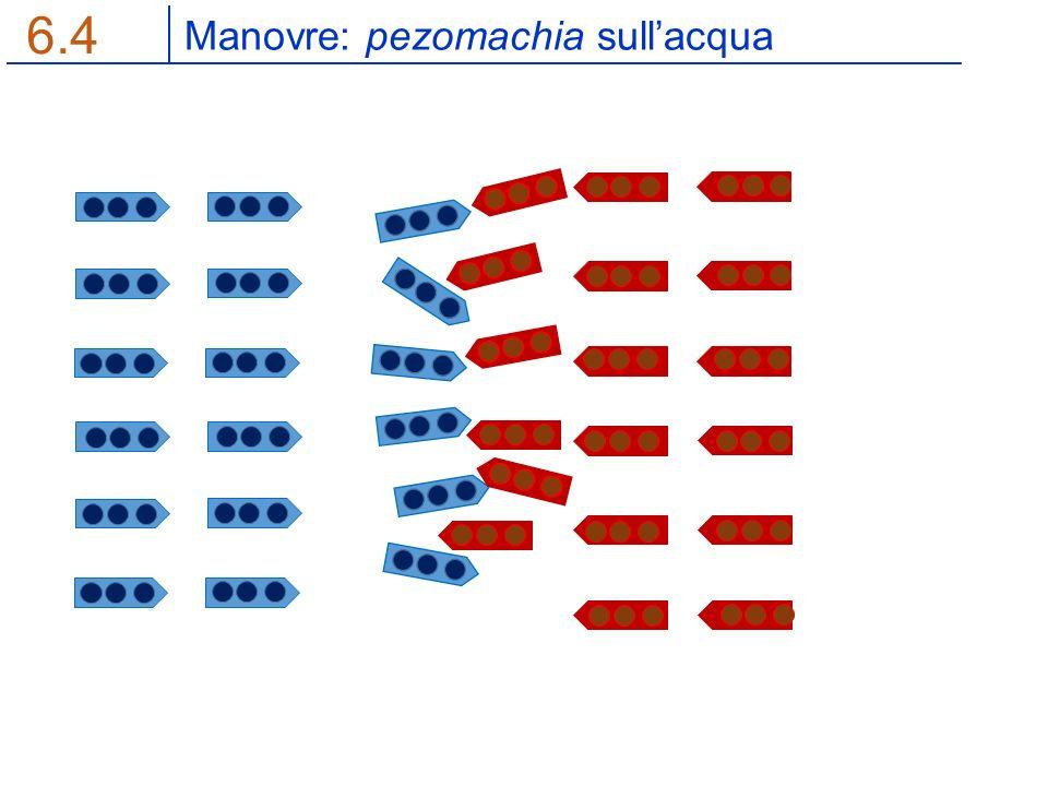 Manovre: pezomachia sull'acqua 6.4