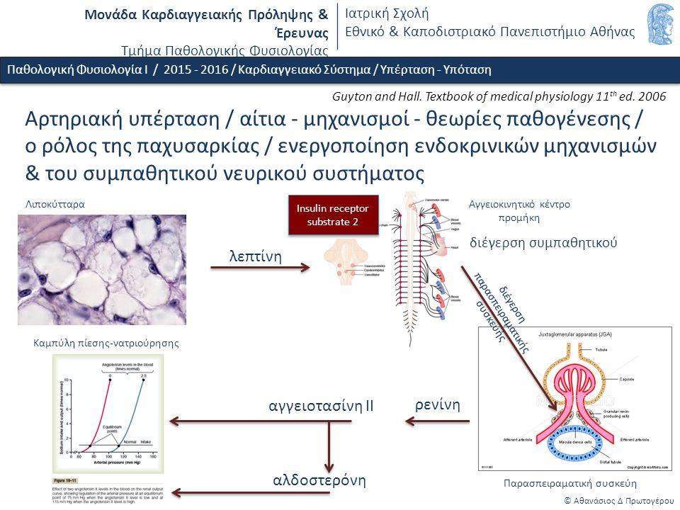 Μονάδα Καρδιαγγειακής Πρόληψης & Έρευνας Τμήμα Παθολογικής Φυσιολογίας Ιατρική Σχολή Εθνικό & Καποδιστριακό Πανεπιστήμιο Αθήνας Αρτηριακή υπέρταση / α